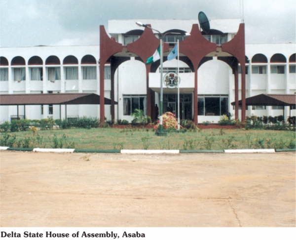 Delta State House of Assembly, Asaba