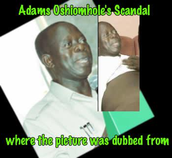 Governer sex scandal nude photos