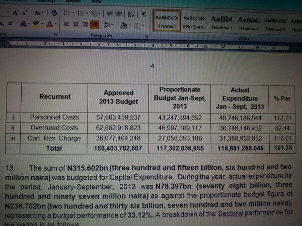 Delta State - 2014 Budget - 3