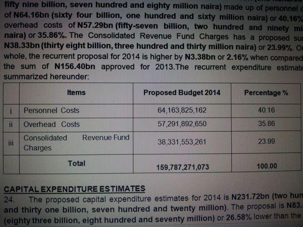 Delta State - 2014 Budget - 6