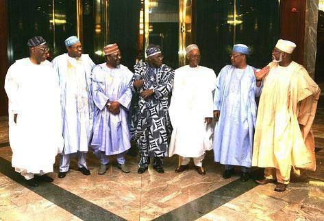 NIGERIA LEADERS