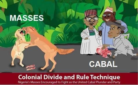 nigeria - masses