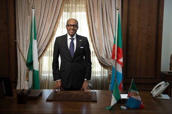 Buhari - President-Elect
