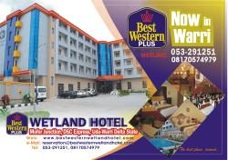 Best Western Wetland Hotel