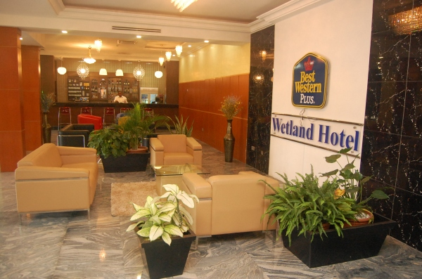 Best Western Wetland Hotel, Mofor Junction, DSC Express, Udu-Warri, Delta State